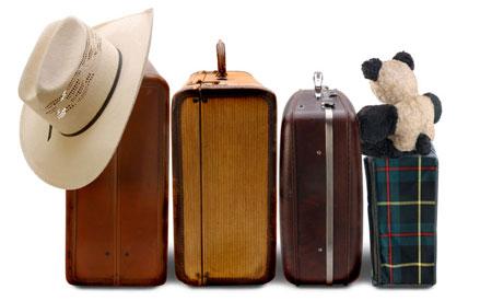 راهنمای خرید چمدان برای سفر