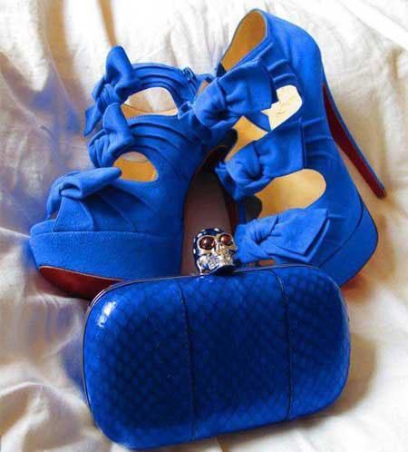 مدلهای کیف و کفش 2015