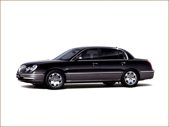 مشخصات خودروی کیا اپیروس + آلبوم تصاویر