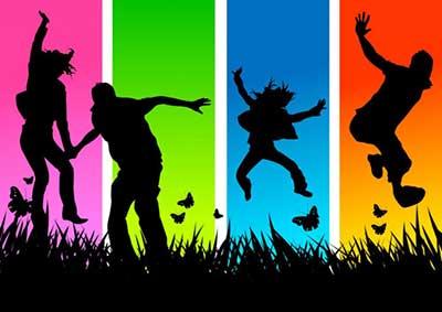 کدام رنگ ها به شما انرژی مثبت میده؟