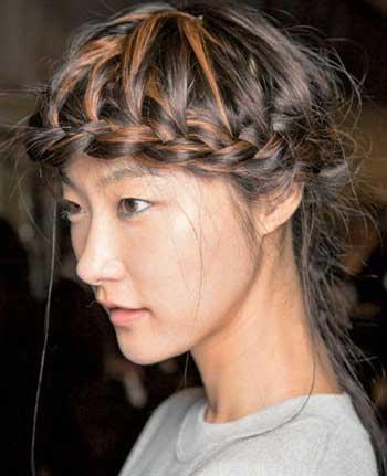 انواع مدلهای بافت مو  (عکس)