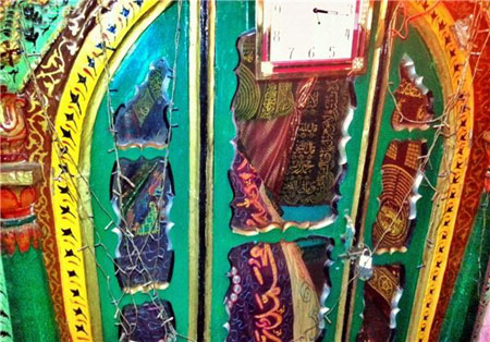آشنایی با زیارتگاه شاه قادری (+عکس)