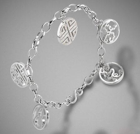 مدل های زیبا از دستبند طلا و جواهرات سال 2015
