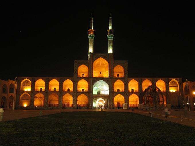 مکان های تاریخی و دیدنی شهر یزد (+ تصاویر )