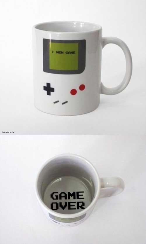 فنجان های زیبا و خلاقانه