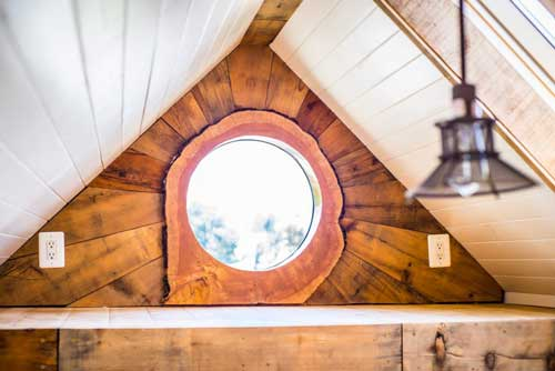 تصاویر دیدنی از یک خانه سیار رویایی