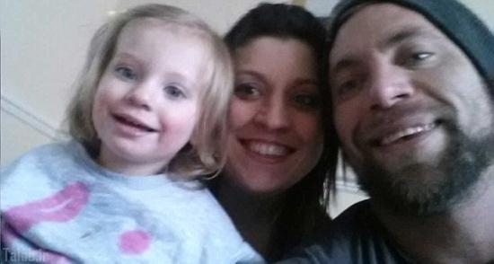 اقدام زیبای پدر و مادر برای لبخند دوباره کودکشان