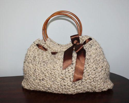 انواع مختلف کیف دستی بافتنی 2015