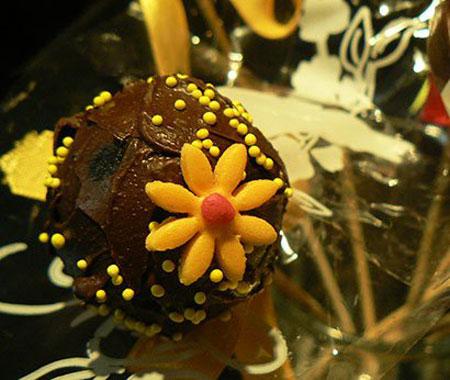 آموزش طرز تهیه کیک چوبی شکلاتی برای نوروز