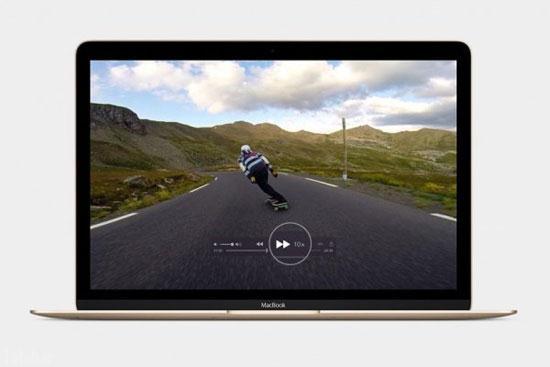 مک بوک 12 اینچی جدید اپل + عکس