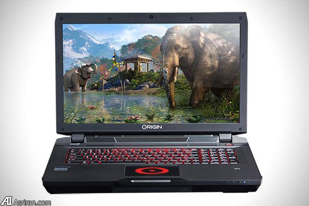 معرفی لپ تاپهایی برای خورههای بازی رایانهای + عکس