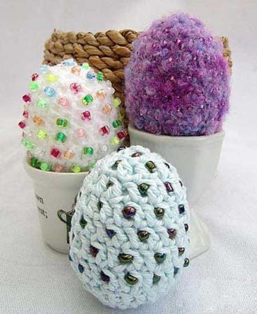 مدل های زیبای تزئین تخم مرغ برای سفره هفت سین