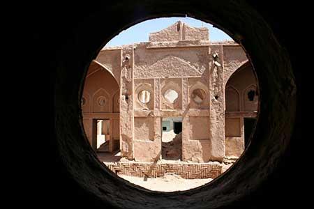 آشنایی با دو ارگ قدیمی ایران + تصاویر