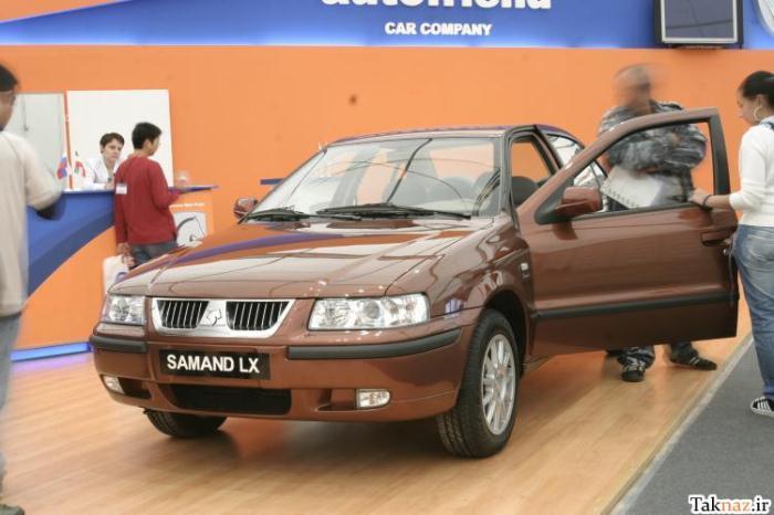 انواع مدل های خودرو سمند و تاریخچه آن