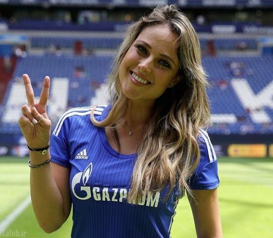 زیباترین زن مکزیک، نامزد جدید رونالدو (عکس)