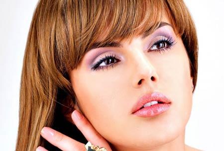 مدل جذاب از آرایش زنانه ویژه سال جدید