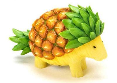 زیباترین مدل های تزیین میوه ها