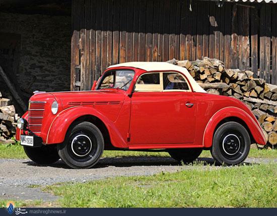 اولین خودروهای کمپانی های خودروسازی