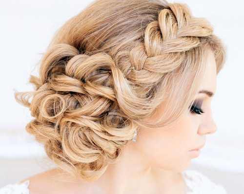 دیزاین زیبای موی عروس