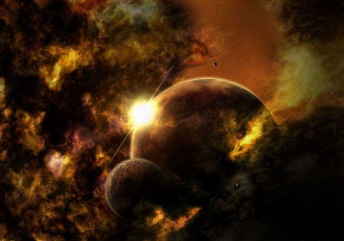 نظریه دستکاری عکس های ناسا (+عکس)