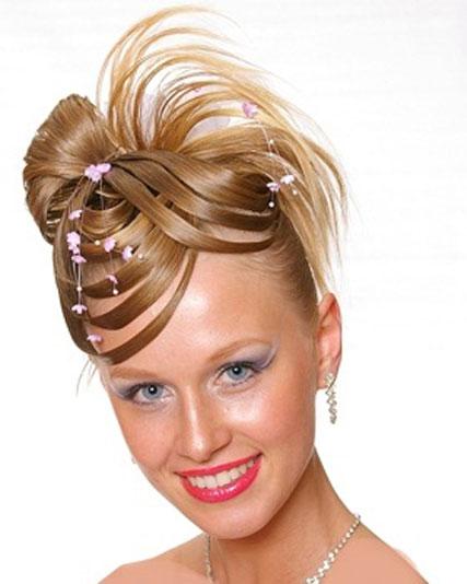 مدل موهای عروس سری جدید