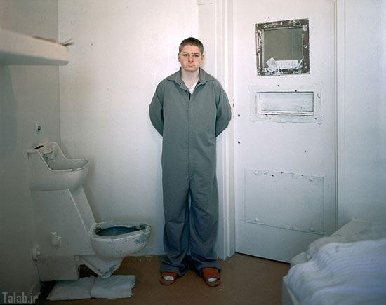 تصاویری جالب از زندان نوجوانان در آمریکا