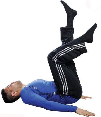 4 حرکت موثر برای کوچک کردن شکم