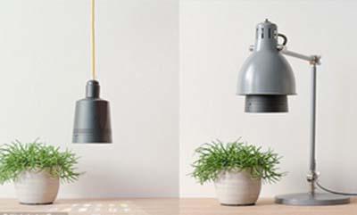 با این لامپ در هرجا سینمای خانگی داشته باشید + تصاویر