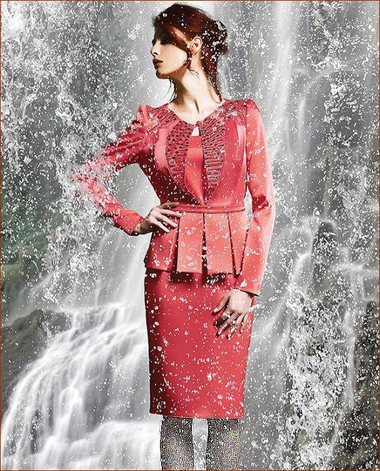 مدل های جدید لباس مجلسی بلند زنانه (94)