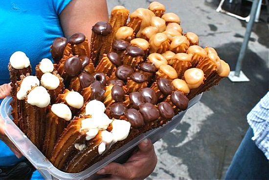 عکس های دیدنی از خوشمزه ترین غذاهای دنیا