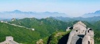 دیوار چین بزرگ ترین قبرستان دنیا است