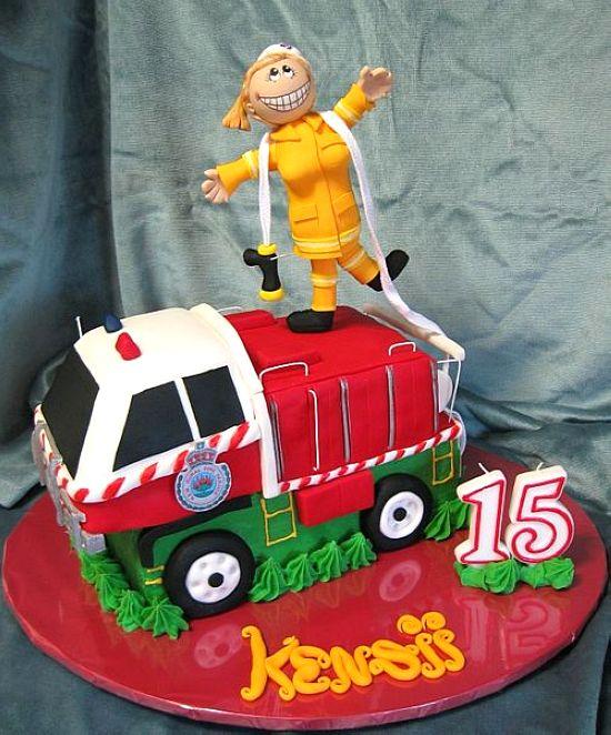 عکس های جالب و دیدنی از مدل کیک تولد