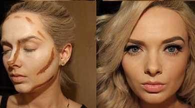 نکاتی مفید برای زیرسازی و آرایش صورت (5)