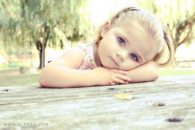 عکس دختر