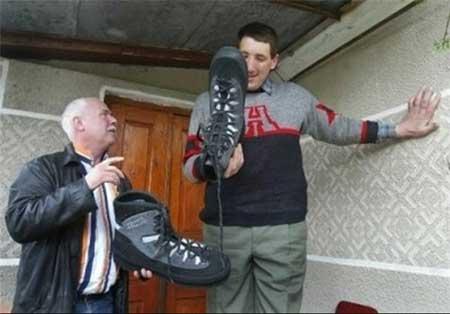 بلند قدترین مرد دنیا عمر کوتاهی داشت (+عکس)