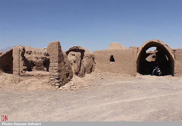 معرفی گورستان دخمه چم در استان یزد (+عکس)
