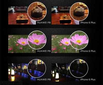 با هواوی P8 بیشتر آشنا شوید + عکس