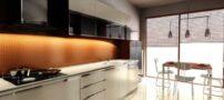 دکوراسیون آشپزخانه های مدرن 2020