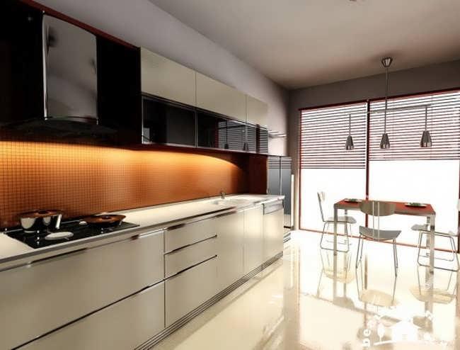 دکوراسیون آشپزخانه های مدرن 2021