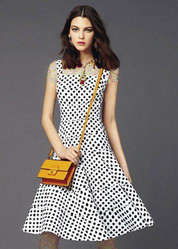 لباس زنانه DG ویژه بهار و تابستان 2015