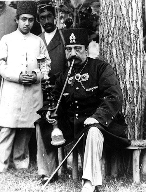 عکسهای آتلیه ای جالب در عصر قاجار