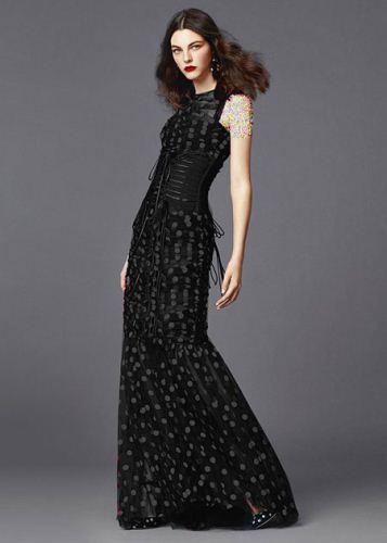 لباس زنانه D&G ویژه بهار و تابستان 2015