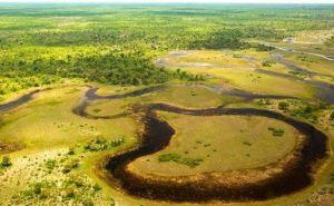چشم انداز حیرت انگیز بوتسوانا در آفریقا + عکس