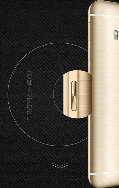 موبایل  HTC One M9 Plus رونمایی شد + تصاویر