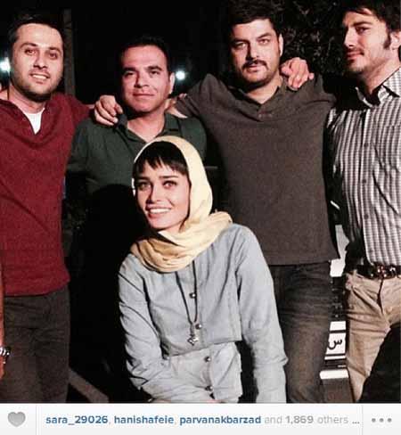 چهره های معروف در شبکه های اجتماعی 94 (عکس)