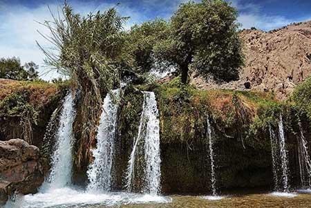 عکس های دیدنی از طبیعت زیبای خوزستان در بهار