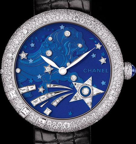 مدل های جدید و شیک ساعت های مچی Chanel