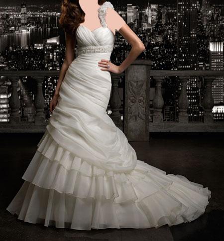 شیک ترین لباس عروس های 2015