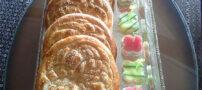 آموزش طرز تهیه نان کره ای تبریز