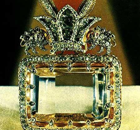 عکس هایی دیدنی از موزه جواهرات ملی ایران